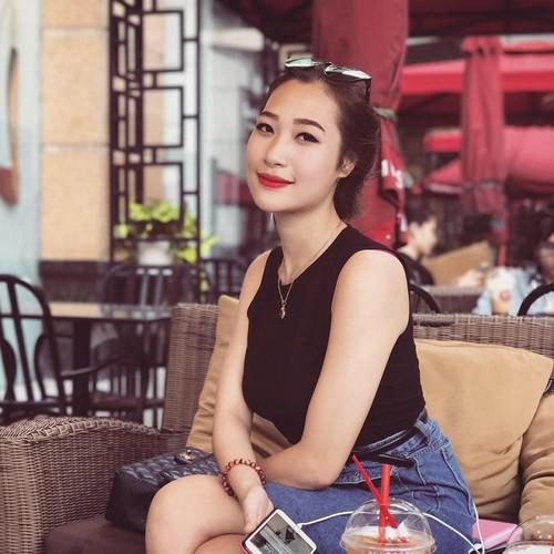 "Hot girl Loa Phuong ""bua nhat qua dat""-Hinh-4"