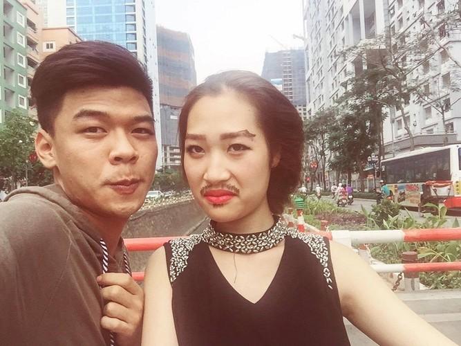 "Hot girl Loa Phuong ""bua nhat qua dat""-Hinh-5"