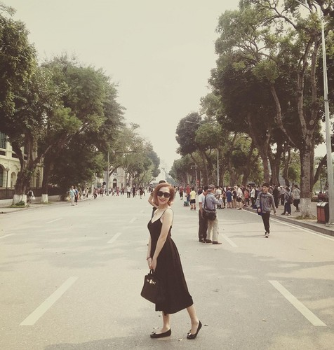"Hot girl Loa Phuong ""bua nhat qua dat""-Hinh-8"