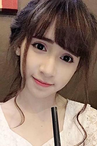 Nu sinh Su pham xinh dep thuong bi nham la con lai-Hinh-11