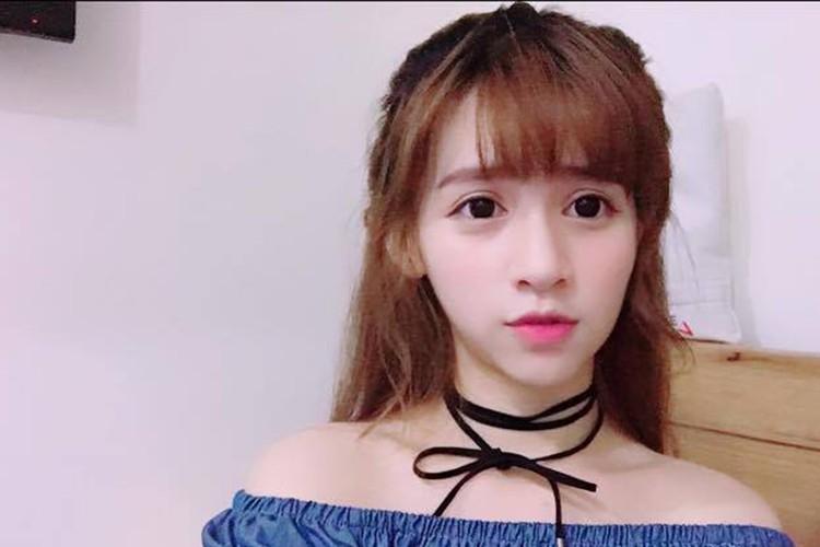 Nu sinh Su pham xinh dep thuong bi nham la con lai-Hinh-5