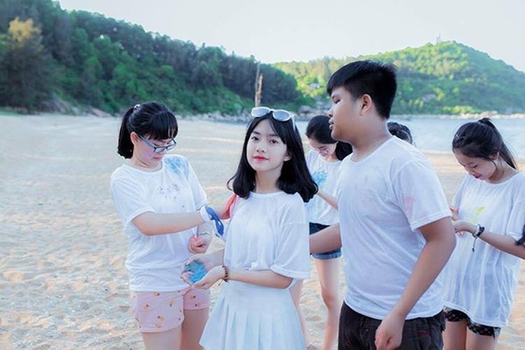 """Nu sinh 2001 xinh dep """"choi chang"""" tua nang mua he gay sot-Hinh-4"""