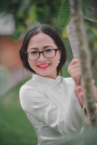 """Co gai Da Nang so huu ngoai hinh """"an gian tuoi""""-Hinh-8"""