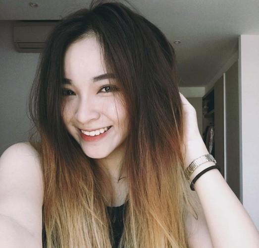 Em gai xinh nhu hot girl cua Yumi Duong la ai?