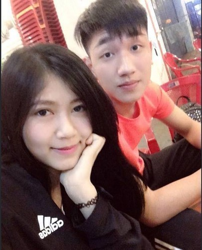 "Trong Dai, Quang Hai U20 Viet Nam khoe ""bo"" xinh nhu hot girl-Hinh-12"