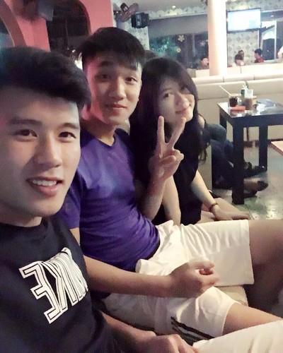 "Trong Dai, Quang Hai U20 Viet Nam khoe ""bo"" xinh nhu hot girl-Hinh-14"