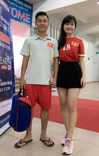"Trong Dai, Quang Hai U20 Viet Nam khoe ""bo"" xinh nhu hot girl-Hinh-8"