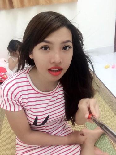 Phuong Thi No cong khai y dinh nang nguc, sua rang-Hinh-3