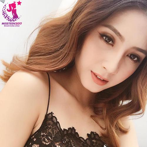 Thi sinh Miss Teen bi nham la ban sao Angela Phuong Trinh-Hinh-7