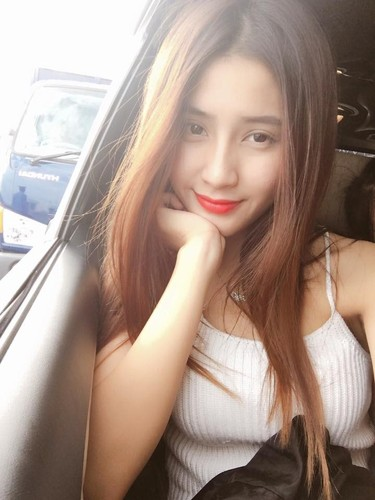 Thi sinh Miss Teen bi nham la ban sao Angela Phuong Trinh-Hinh-9