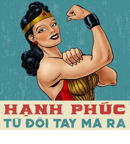 Anh che Wonder Woman phong cach tranh co dong gay sot mang-Hinh-3