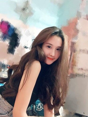 Gai xinh Dong Nai khien dan mang chao dao