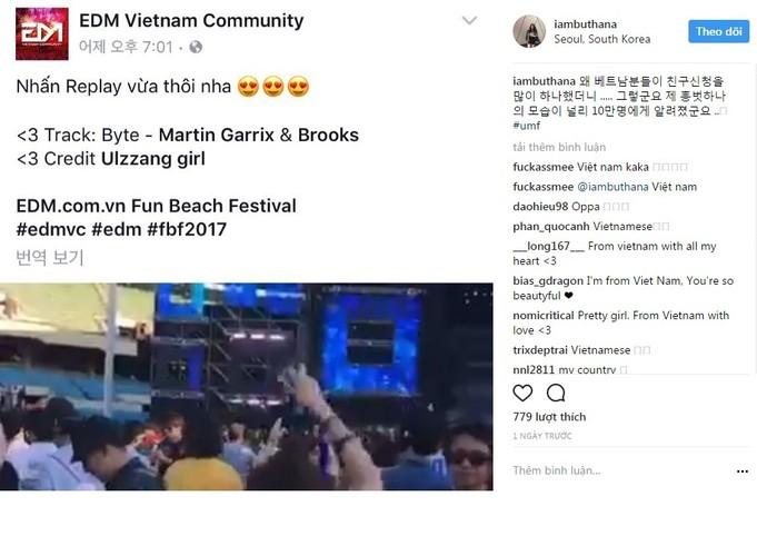"""""""Thanh nu"""" xinh dep quay nhac EDM khien trai Viet me man-Hinh-4"""