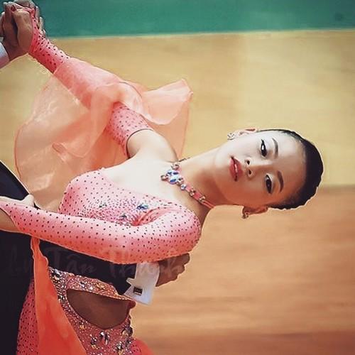 Nu kien tuong dance sport noi bat trong dan thi sinh Miss Teen