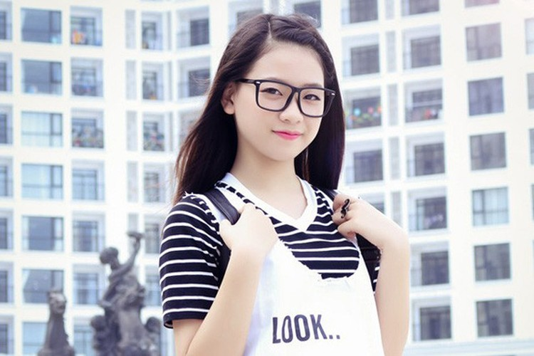 Nhung nu thi sinh noi tieng trong ky thi THPT Quoc gia 2017-Hinh-6