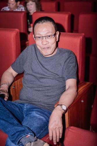 MC Lai Van Sam lan dau xuat hien khac la sau khi roi VTV