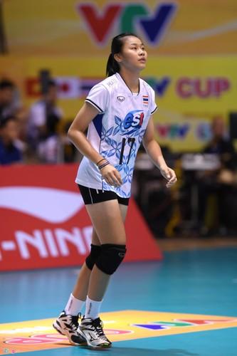 Ve dep cua dan Hoa khoi bong chuyen VTV Cup 2017-Hinh-19