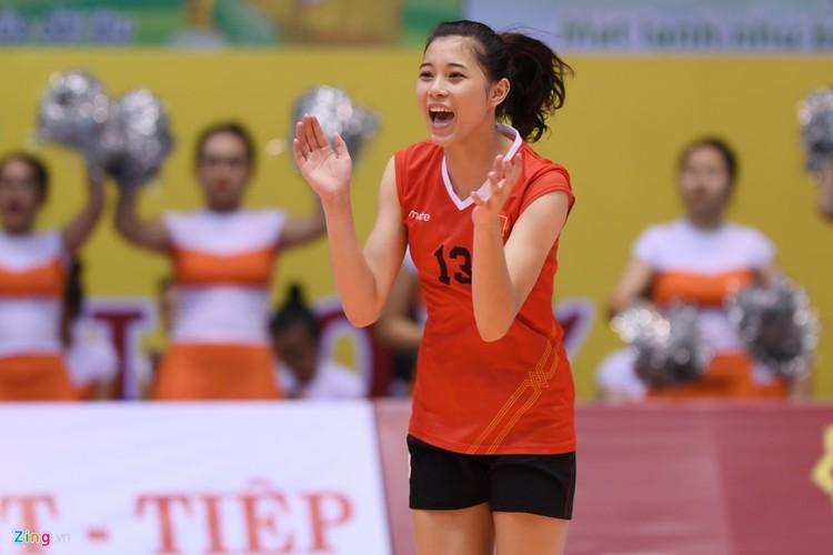 Ve dep cua dan Hoa khoi bong chuyen VTV Cup 2017-Hinh-5