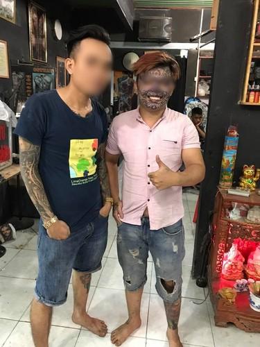 """Phan no tro cau like """"tra da rua chan"""", """"that tinh xam mat""""-Hinh-3"""