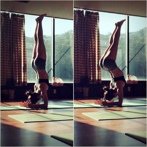 Nu giao vien yoga va than hinh muot mat hop hon nam gioi-Hinh-5