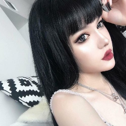 Khuon mat tua bup be chinh hieu cua hot girl Trung Quoc-Hinh-7