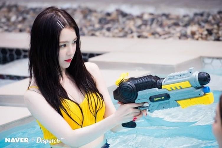 """Gai ngoan Han Quoc bat ngo ho bao khien fan """"rung tim""""-Hinh-4"""