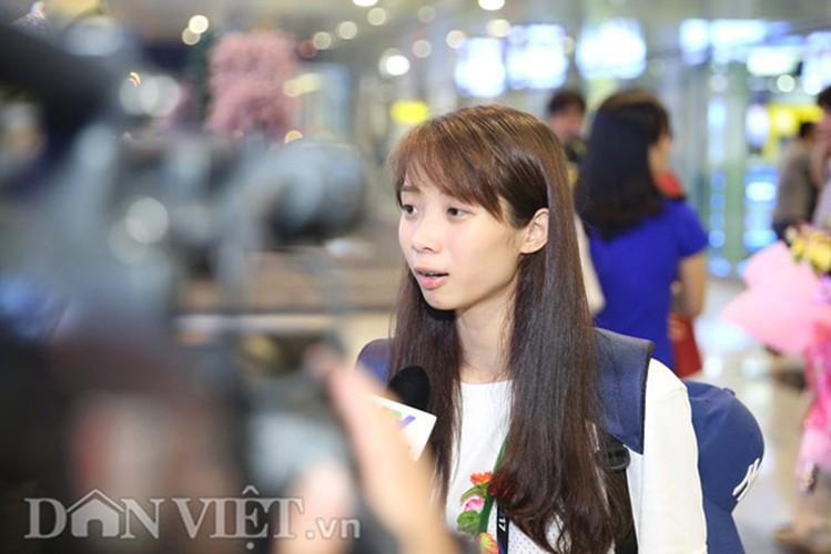 Co gai vang Duong Thuy Vi rang ro trong ngay tro ve-Hinh-9