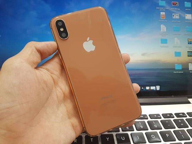 iPhone 8 xuat hien o VN: Bo nut Home, khong vien man hinh-Hinh-3