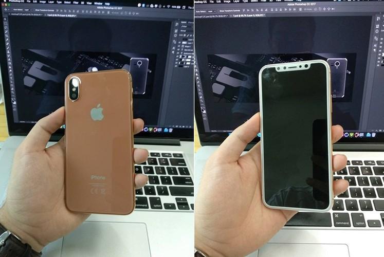 iPhone 8 xuat hien o VN: Bo nut Home, khong vien man hinh-Hinh-5