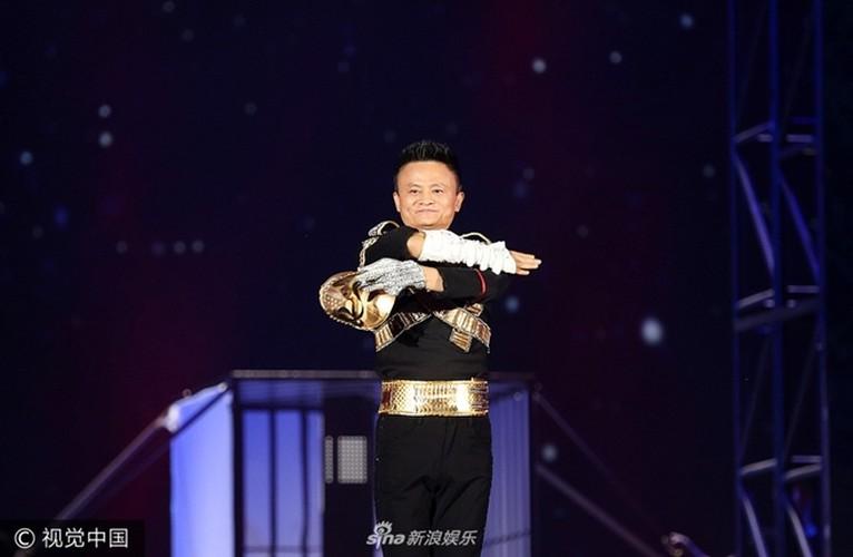 Ty phu Jack Ma gay sot khi nhai Michael Jackson