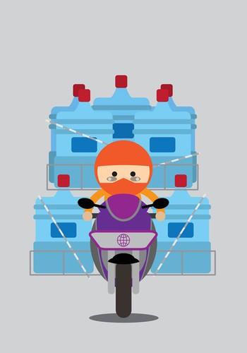 An tuong nguoi Viet cho ke sinh nhai tren chiec xe be nho-Hinh-4