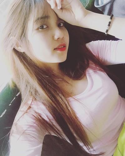 """Hot girl Tay Nguyen gay sot """"Ban muon hen ho""""-Hinh-3"""