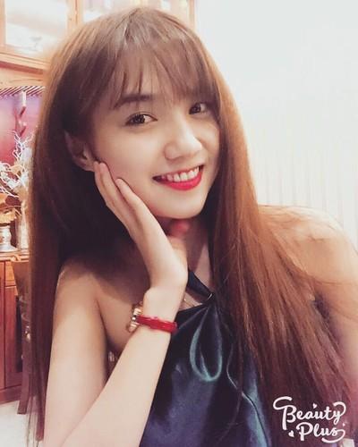 """Hot girl Tay Nguyen gay sot """"Ban muon hen ho""""-Hinh-5"""