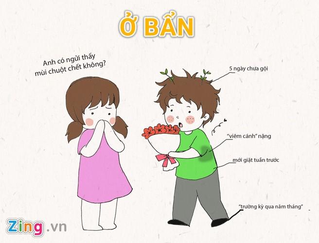 "8 kieu con trai ""cho them tien"" hoi chi em cung khong ua"
