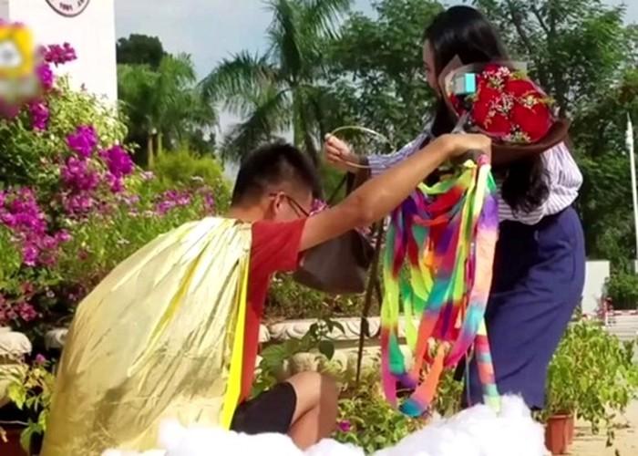 "Chang trai ""dap gio cuoi may"" den to tinh ban gai-Hinh-2"