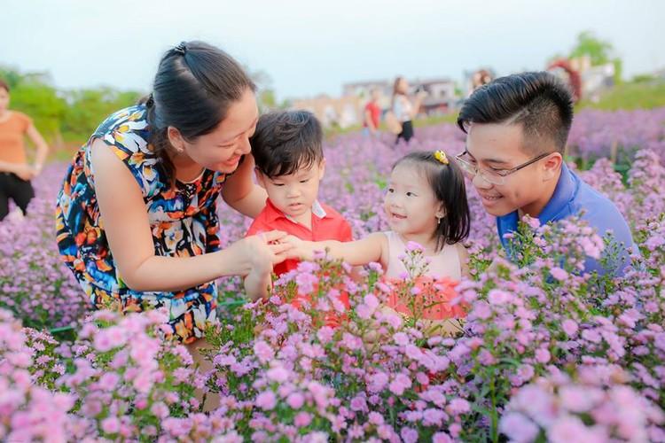 Me man thao nguyen hoa bat ngan giua long Ha Noi-Hinh-5