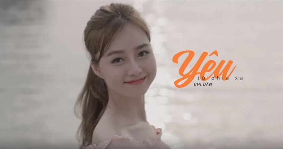 Ban gai xinh dep cua Chi Dan trong MV moi la ai?-Hinh-2