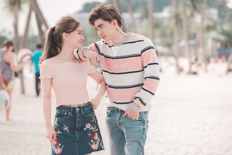 Ban gai xinh dep cua Chi Dan trong MV moi la ai?