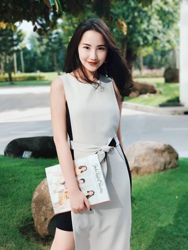 """Cuoc song dung chat """"con nha giau"""" cua hot girl Primmy Truong-Hinh-3"""