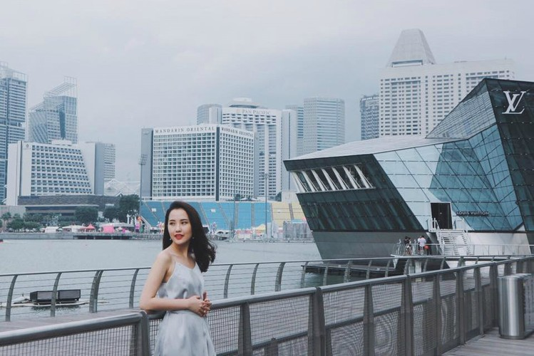 """Cuoc song dung chat """"con nha giau"""" cua hot girl Primmy Truong-Hinh-5"""