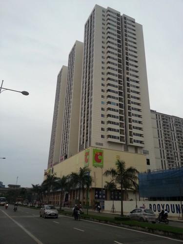 Can canh sai pham khung va nhech nhac o chung cu Ho Guom Plaza-Hinh-2