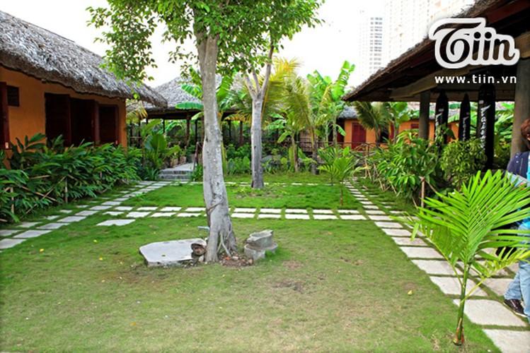 Soi nha dep, xe sang, vo duong nhu resort cua Johny Tri Nguyen-Hinh-10