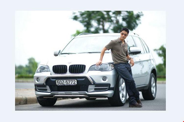 Soi nha dep, xe sang, vo duong nhu resort cua Johny Tri Nguyen-Hinh-6