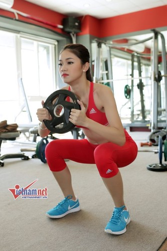 A hau Thanh Tu tiet lo bi kip dang dep tu an khoai lang-Hinh-2