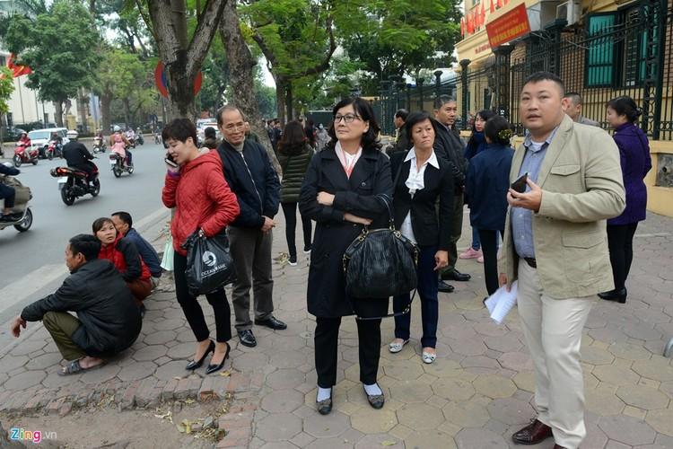 Anh: Xe dac chung dan giai Ha Van Tham va dong pham hau toa-Hinh-12
