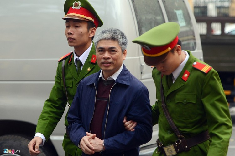 Anh: Xe dac chung dan giai Ha Van Tham va dong pham hau toa-Hinh-6