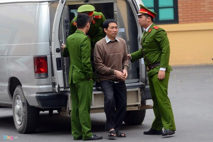 Anh: Xe dac chung dan giai Ha Van Tham va dong pham hau toa-Hinh-9