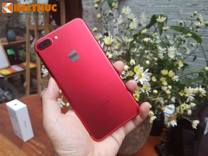 "Hang ""nong"" iPhone 7 Plus do vua ve Ha Noi co gi doc?-Hinh-2"