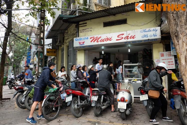 Anh: Nguoi Ha Noi xep hang dai mua banh troi banh chay-Hinh-2