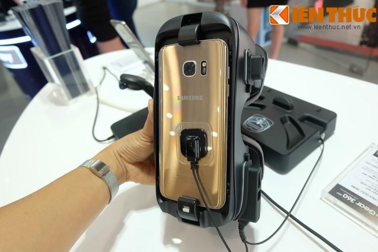 "Nhon nhip di mua hang ""nong"" Samsung Galaxy S8 Plus vua len ke-Hinh-17"